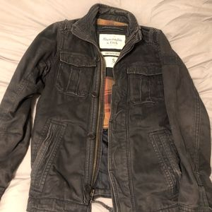 Abercrombie & Fitch Jackets & Coats - Abercrombie & Fitch Sawtooth Jacket Mens Small